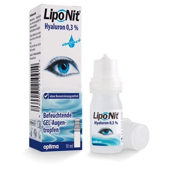 Lipo Nit Augentropfen GEL 10 ml
