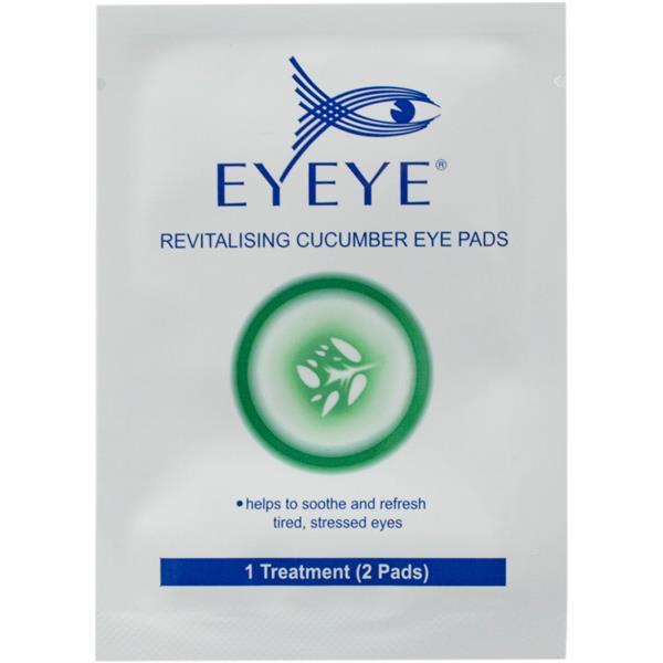 EYEYE Gurken-Augenpads 2 Pads