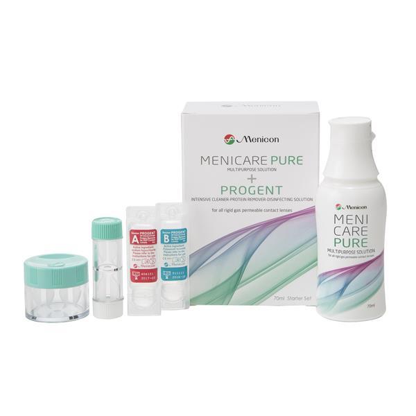 MENICARE PURE Reiseset 70 ml/1 Meni Case