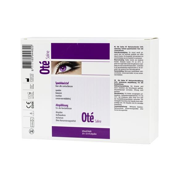 Oté Saline Ampullen 30x10 ml