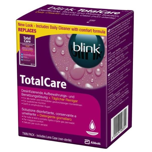 blink Total Care Twin Pack
