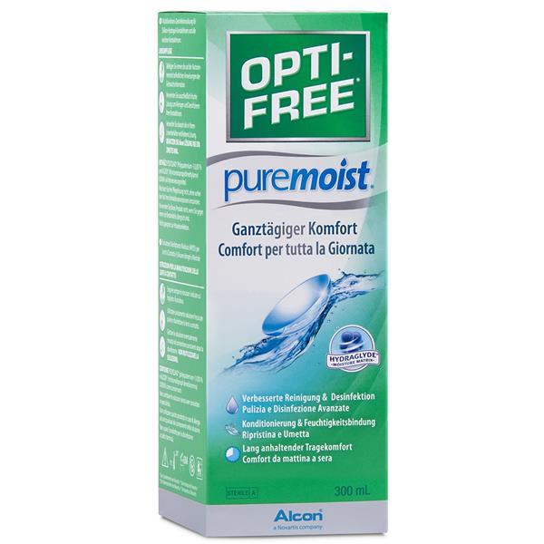 Opti-Free Pure Moist 300ml/1 Behälter