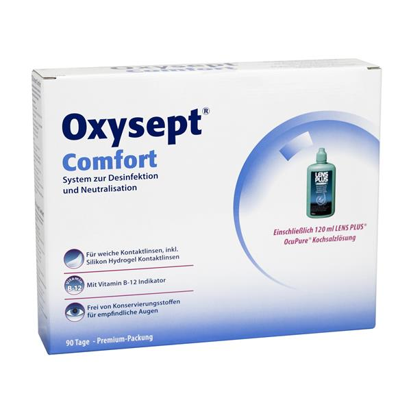 Oxysept Comfort Premiumpack